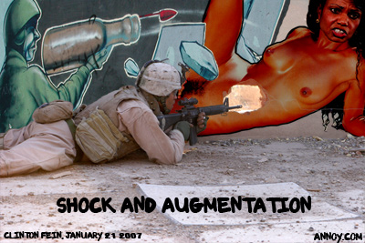 Shock and Augmentation, 2007