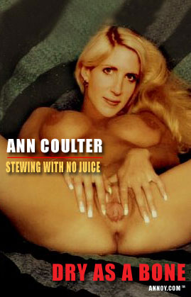 ann coulter time pr a fav fantasy ! xxx